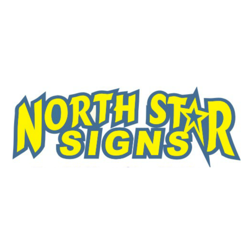 North Star Signs, local business, signage, downtown prince albert